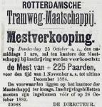 18831024 Mestverkoping. (RN)
