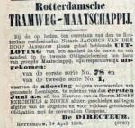 18860418 Uitloting. (AH)