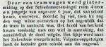 18910220 Ongeval. (RN)