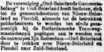 18960122 Doortrekken lijn Nw. Beijerland. (DTG)