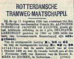 18960816 Uitloting. (AH)