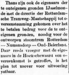 18961029 Onteigening gronden. (De Volksvriend)