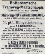 18970504 Obligatierekening. (MC)