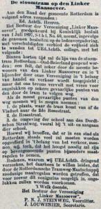 18970916 Stoomtram linker maasoever. (RN)