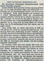 18980502 Opening lijn Hoekschewaard 1. (NvdD)