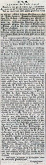 19011031 Ingezonden brief. (RN)