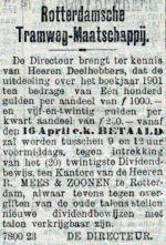 19020409 Uitbetaling. (RN)