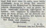 19130428 Ingezonden brief 3. (RN)