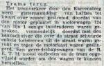 19130910 Trams terug. (RN)