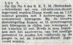 19131126 Lijn8 vijf minuten dienst. (RN)