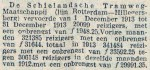 19140103 Vervoerscijfers Schielandsche. (RN)