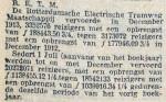 19140103 Vervoerscijfers. (RN)