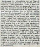 19140624 Protestvergadering. (De Tribune)