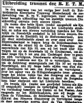 19140625 Uitbreiding tramnet 1. (NRC)