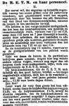 19160629 Personeel 1. (Het Volk)
