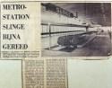 19700805 Metrostation Slinge bijna gereed