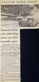 19700819 Baanvak Slinge getest.