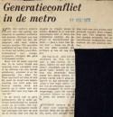 19701211 Generatie conflict in metro.