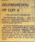 19710223 Zelfbediening op lijn 8.