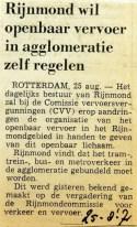 19710825 Rijnmond wil OV zelf regelen