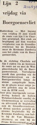 19720621 Lijn via Boergoensevliet.
