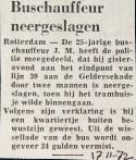 19721117 Chauffeur neergeslagen.