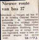 19730123 Nieuwe route lijn 37.