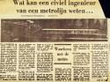 19730228 Weten van metrolijn. (RN)