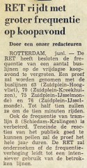 19730614 Grotere frequentie. (NRC)
