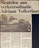 19731024 Sleutelen aan Adriaan Volkertlaan.