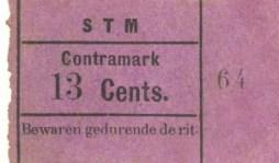SlTM Contramark 13 cents