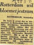 19750528 Bloemetjestram. (DTG)
