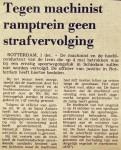 19761201 Geen vervolging. (NRC)