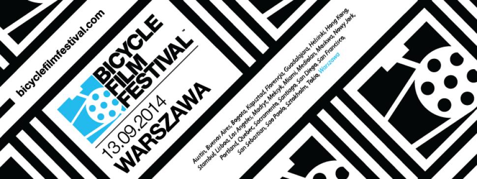Bicycle Film Festival Warszawa 2014