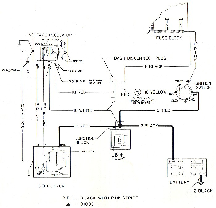 nippondenso alternator wiring diagram 2000 acura integra radio denso schematic great installation of 55 chevy library rh 4 einheitmitte de