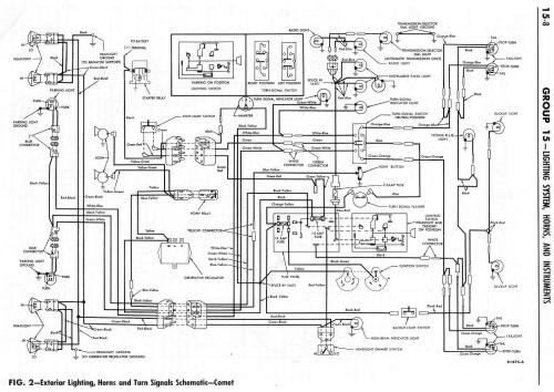 small resolution of 1964 ranchero wiring diagrams fprd induction amp meter wiring diagram