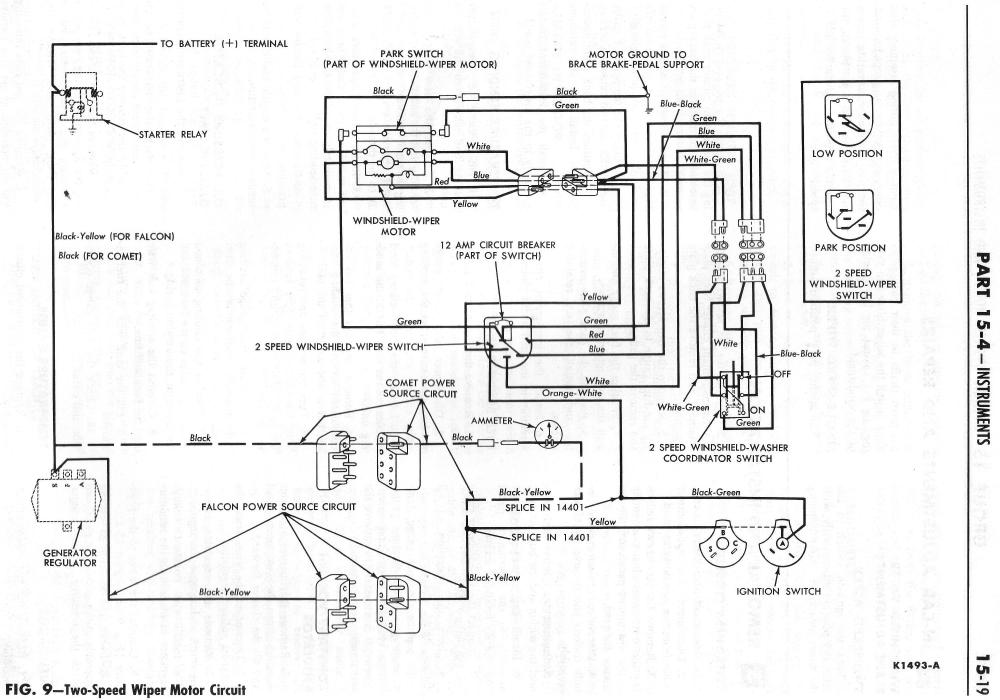 medium resolution of toyota wiring harness diagram for wipers wiring diagram view cardone wiper motor wiring diagram