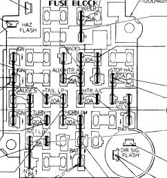 gm ato style fuse block 1996 chevy blazer fuse box diagram gm fuse box diagram [ 1182 x 1304 Pixel ]