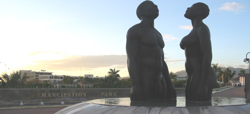 Emancipation Park, Kingston Jamaica