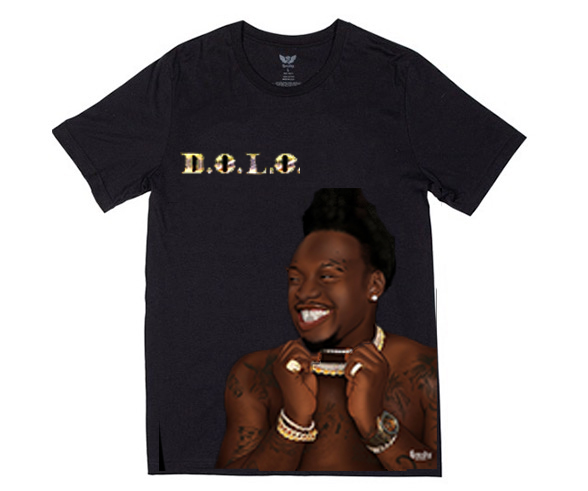 Duce Mino N.O.L.O Shirt
