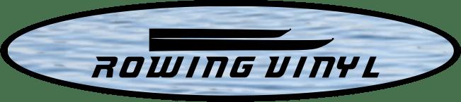 Rowing Vinyl Logo