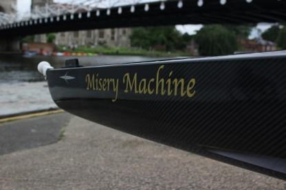Vinyl Boat Name