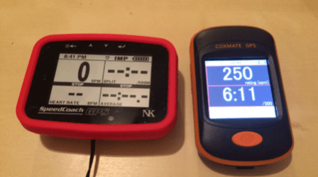 NK GPS and Coxmate GPS