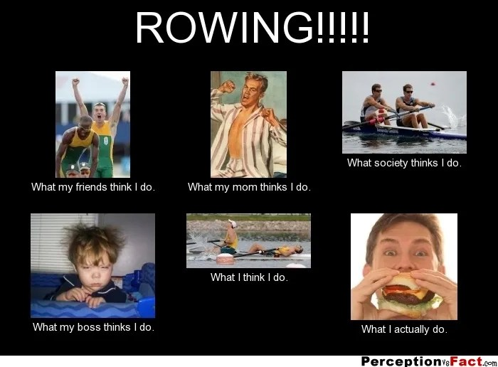 rowing and what i really do ssrs