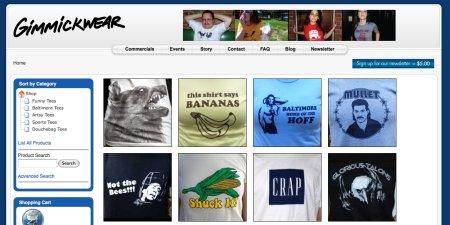 gimmickwear funny shirts