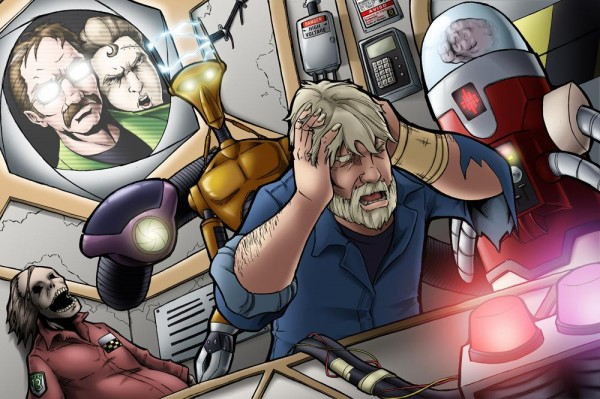 MST3K: The Experiment by Travis the Geek
