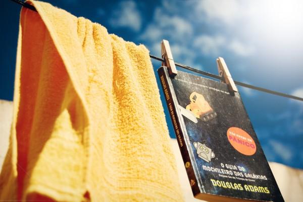 happy towel day
