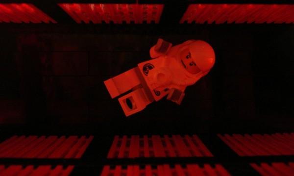 LEGO 2001: A Space Odyssey