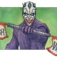 Darth Joker by Justin Hansen