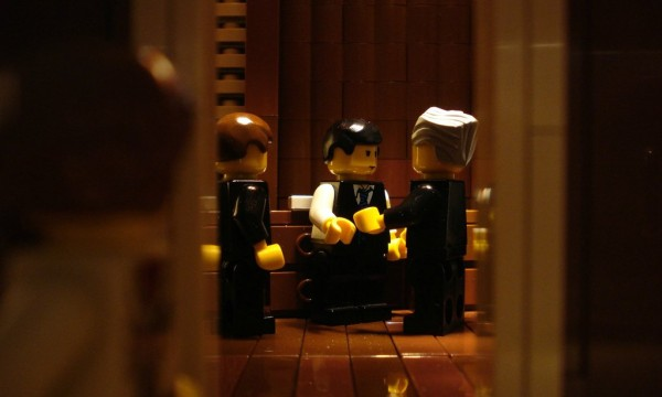 LEGO Godfather